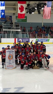 Coyotes Louiseville Pee Wee A