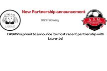 New partnership with Laura-Jo!