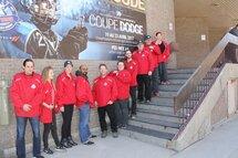 Merci à tous les bénévoles présents durant la Coupe Dodge!