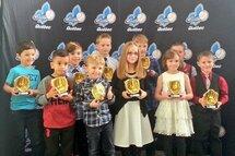 Les gagnants 2016 de la catégorie Rallye Cap