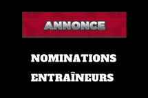 Nomination entraîneurs Atome BB