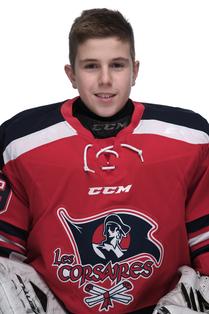 # 29 Nathan Gagnon - Gardien