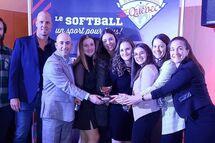 La soirée des mérites de Softball Québec honore les plus méritants ; Plusieurs Rebelles à l'honneur !