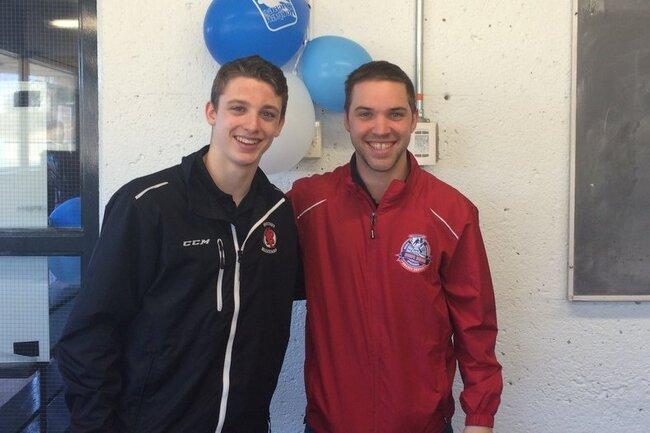Jakob Pelletier : un passionné de hockey