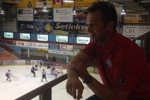 Un dernier sprint pour Daniel Breton, président du hockey mineur des Appalaches