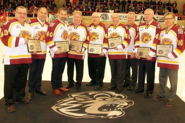 Les Lions célèbrent 40 ans!