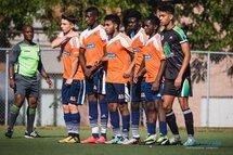 AL Soccer masculin - Crédit photo - James Hajjar
