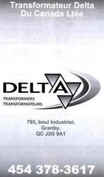 Transformateur Delta