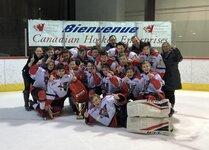 BANTAM BB CHAMPION QUÉBEC CITY