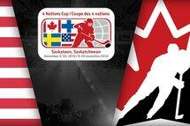 Quatre officielles québécoises à la Coupe des 4 nations 2018