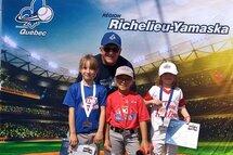 Résultats du défi triple jeu régional de Richelieu-Yamaska 2018