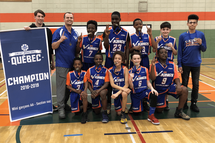 Finales du Circuit Basketball Québec Novices/Mini