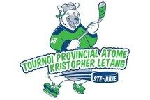 Gagnants prix bénévoles - Tournoi Atome Ste-Julie!
