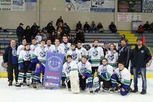 Félicitation à nos Grizzly Nordique Bantam A finalistes du tournoi de Mont-Laurier
