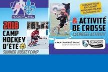 Camp Hockey d'été et Activité de Crosse