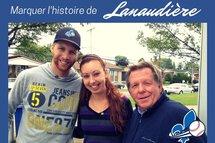 Marquer l'histoire de Lanaudière : Isabelle Fournier