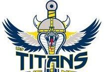 Sortie du logo des Titans de la Rive-Nord