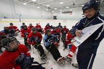 Une journée de perfectionnement entraîneurs de parahockey