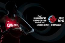 Canada Basketball annonce l'alignement final pour le championnat des Amériques FIBA U18M