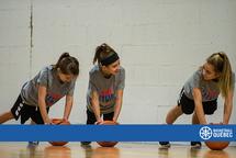 Jouez au basketball à la maison avec vos enfants !
