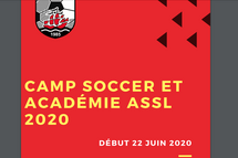 Camp de soccer et Académie ASSL