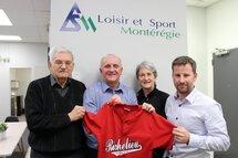 Dévoilement d'un important partenariat avec Loisir et Sport Montérégie.