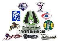 La «Grande tournée régionale» de l'Académie de baseball Underground… ça commence ce week-end!