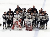 Pee-wee A Bombardiers Finalistes Longueuil