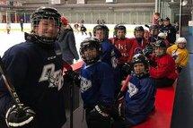 Girls Hockey Fun Day