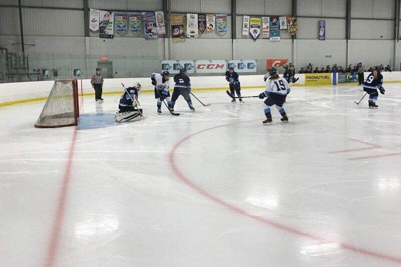 Les Blancs terminent le camp d'Équipe Québec M18 sur une note victorieuse