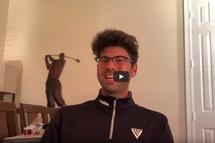 Vidéo   Entrevue avec Joey Savoie