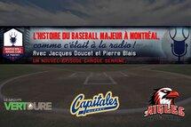 Jacques Doucet et Pierre Blais lancent un podcast sur l'histoire des Expos