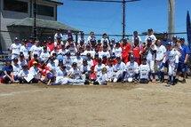 Près de 500 filles ont pris part à la tournée du baseball féminin!