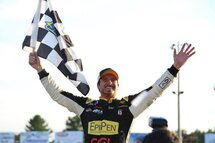 Third-Place Podium Finish for Alex Tagliani at the Grand Prix of Trois-Rivières