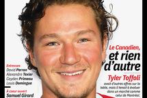 Découvrez l'attaquant Tyler Toffoli dans l'édition de janvier de Hockey Le Magazine !