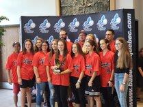 Championnes Régionales Bantam B 2018