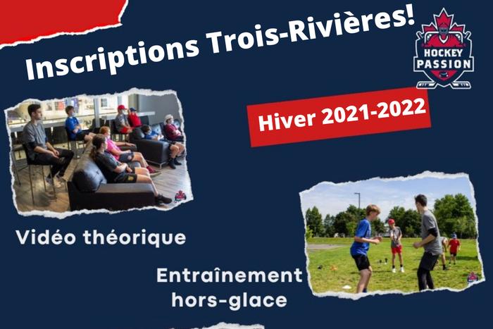Inscriptions Stages Trois-Rivières dès maintenant!