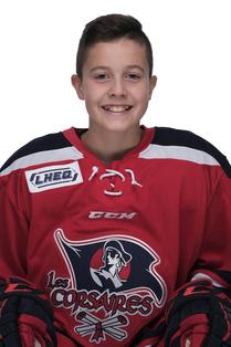 # 32 Brandon Delarosbil - Défenseur