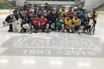 (Complet) 3e édition Programme de Développement Hockey 101 / Septembre 2019 - Mars 2020