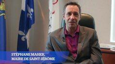 Maire Lachute Stéphane Mayer