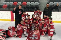 Red Wings 2009 D3 champion du Challenge Lanaudière !