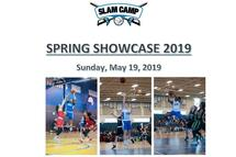 Crown Scout presents: SLAM CAMP Spring Showcase 2019