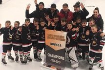NOVICE A - CHAMPIONS DES SÉRIES