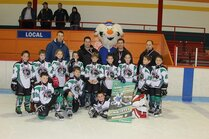 Tournoi 2012 - Finalistes Novice B