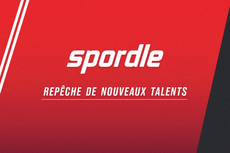 Spordle repêche plusieurs nouveaux talents
