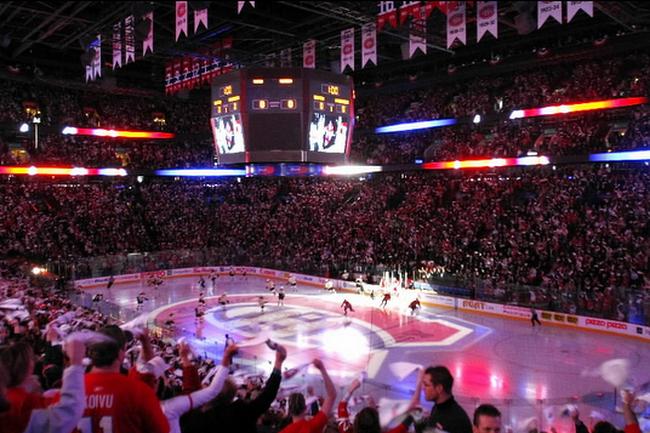 Canadiens Junior à Las Vegas!