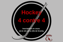 Hockey 4 contre 4