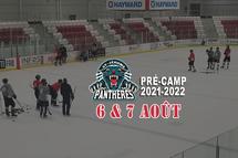 Pré-Camp Saison 2021-22