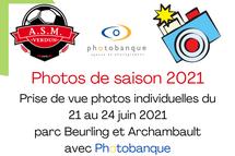Photos de saison 2021