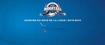Joshua Roy et Jacob Guévin, joueurs du mois Trophée D'Amours